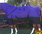 66-84 HILASON 1200D WATERPROOF COLD TURNOUT HORSE BLANKET NECK COVER ALL COLORS