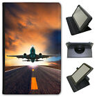 Planes Aeroplanes  Airplanes Universal Leather Case For Amazon KindleTablets