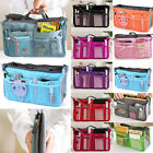 Hot! Women Travel Insert Handbag Organizer Liner Organizer Casual Tote Hand Bag