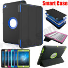 Hybrid Shockproof Stand Smart Case Cover Skin For iPad Pro For iPad 2/3/4/mini 4