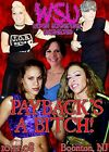 WSU Womens Wrestling - Payback's A Bitch DVD Molly Holly Bobcat Amy Lee