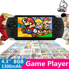 8GB 4.3'' LCD 32bit Li-On Game player Handheld Video Game Console Player MP4 Toy