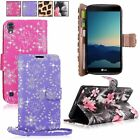 For LG X Power Case Pu Leather Flip Luxury Wallet Card Slot Pocket Stand Cover