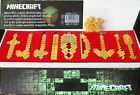 New 9PCS Full Set Minecraft Weapons Pendants Collectibles Free Shipping 2 Colors