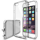 Silicone TPU Clear Crystal Bumper Back Case Cover For iPhone 6/6 Plus/6S/6S Plus