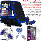 Heavy Duty Tough Shock Proof Case Cover with Phone Multi Accessory Bundle UK!
