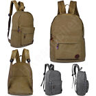 Travel Camping Backpacks for Men Canvas Rucksack Daypack Satchel School Bags Hot