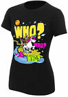 WWE THE NEW DAY New Day And Friends That's Who AUTHENTIC WOMENS GIRLIE T-SHIRT
