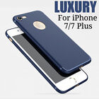 Luxury Ultra Thin Matte Soft TPU Case Shockproof Cover For iPhone 7 7 Plus Case