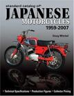 Standard Catalog of Japanese Motorcycles 1959-2007 by Doug Mitchel