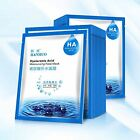 5/10/20 PCS Hyaluronic Acid Moisturising Facial Mask Hydrating Firming Skin Care