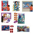 Kids Characters PARTY GAME Birthday Party Range (Tableware & Decorations)