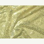 SMALL CONFETTI DOT SEQUIN FABRIC BY THE YARD 30 COLORS AVAILABLE 45 INCHES WIDE