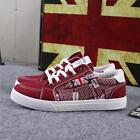 New fashionable men 's canvas shoes breathable shoes casual shoes