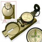 ALLOY ARMY Engineer Survival Compass Hiking Travel Auto Scouts Emergency Tools