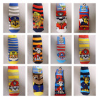 SLIPPER SOCKS NICKELODEON PAW PATROL - 2 SIZES - 11 DESIGNS - NEW