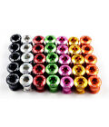 Aerozine MTB XC FR AM Mountain Bike Cycle Chain Ring Bolts & Nuts - Clearance