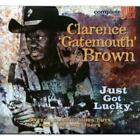 Brown Clarence Gatemouth - Just Got Lucky NEW CD