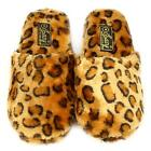 Animal Print Soft Cushion Indoor Outdoor Non Slip Sole Slippers