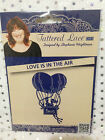 Tattered Lace Die - LOVE IS IN THE AIR (D1249) - Wedding, Love, Anniversary