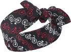 Küstenluder MAEVE Retro BICYCLE Vintage Pin Up Nickituch BANDANA  Rockabilly
