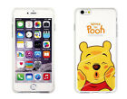Lovely Cartoon Cute Clear Slim TPU Back Case Cover For iPhone SE 5s 6s 7 7 PLUS