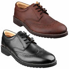 Cotswold Hardwicke Featherlight Brogue Lace Up Mens Shoes UK6-12