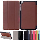 "Premium Luxury Slim Leather Stand Cover Case For Huawei MediaPad T2 7.0"" Tablet"