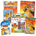 THE LION GUARD - DISNEY/LION KING (Sticker/Colour/Sets/Kids/Gift/Pad/Activity)