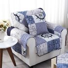 New Slipcover Floral Couch Chair Seat Sofa Cover 1Piece Home Decor Sofa Mat AZ79