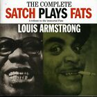 Louis Armstrong - Complete Satch Plays Fats [New CD] Rmst