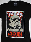 Star Wars Stormtrooper Imperial Force Join the Imperial Army T-Shirt $19.75 USD