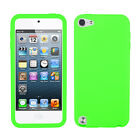 For Apple iPod Touch 5th 6th Gen Silicone Skin Rubber Soft Case Phone Cover <br/> IN-STOCK - FREE SHIPPING FROM THE USA - BEST SELLER!