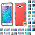 For Samsung Galaxy J7 Hybrid TUFF IMPACT Phone Case Hard Rugged Cover