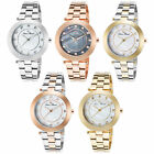 Lucien Piccard Women's Odessa Watch with Mother of Pearl Dial