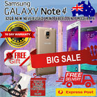 Samsung Galaxy Note 4 32GB Used AsNew/Mint/Excellent android Unlocked