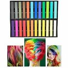 LaRoc Salon Quality Nontoxic Temporary Hair Chalk Colour Dye Soft Pastels DIY...