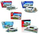 OFFICIAL FOOTBALL CLUB - 3D STADIUM Puzzle-Spiel, Toy, Puzzle, Geschenk) 5 Clubs