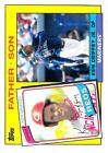2016 Topps Archives Father Son Insert Set Singles YOU PICK COMPLETE YOUR SET