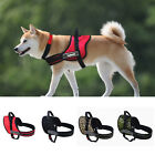 New Adjustable Dog Harness Vest Different Sizes And Colours Soft Padded UK