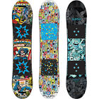 Burton Chopper Kinder Snowboards Marvel Spiderman Kevin Lyons Peanuts 2016-2017