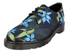 Dr. Martens LESTER Hawaiian Floral T Canvas 3-Eye Schuhe Rockabilly 15821003