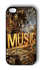 MUSIC FAN LOVER MANIA CASE FOR iPHONE 4 5 5C 6 -okl8X