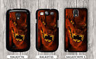 DRAGON TERRIFIC RED SMILE CASE FOR SAMSUNG GALAXY S3 S4 NOTE 3 -pol9X