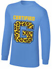 WWE ENZO AMORE & BIG CASS Certified G OFFICIAL LONG SLEEVE T-SHIRT