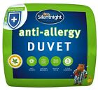 Silentnight Anti Allergy Anti Bac Duvet Quilt 13.5 Tog Single Double King