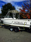 1994 Robalo 2160 21' Center Console Trailer - New Jersey
