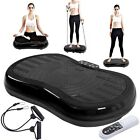Mini Crazy Fit Full Body Vibration Thin Platform Massage Home Machine Gym US