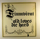 """12"""" LP - Triumvirat - Old Loves Die Hard - A3322 - washed & cleaned"""