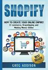 Shopify by Greg Addison (English) Hardcover Book